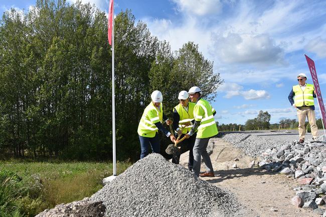 Täby Turf - ett nyproduktionsprojekt i Täby, SSM