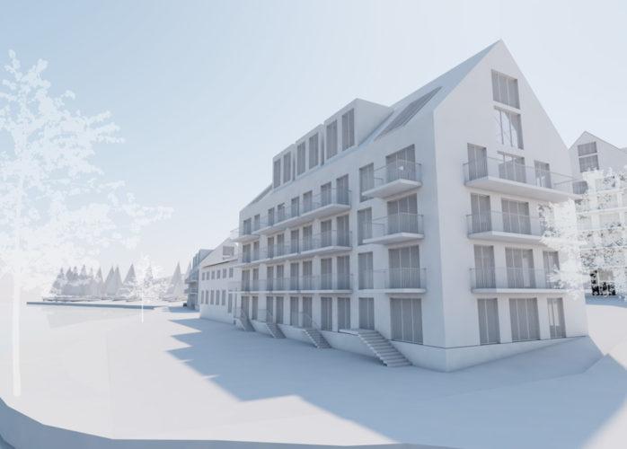 SSM nyproduktion i Hägersten, Urbaniten