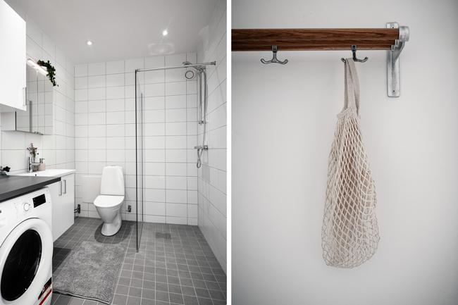 SSM nyproduktion i Telefonplan, Metronomen, badrum