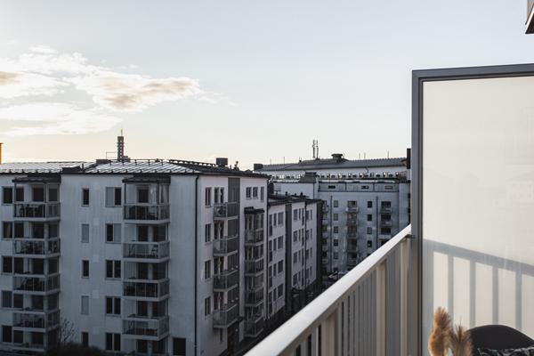 SSM nyproduktion i Telefonplan, Metronomen, terrass